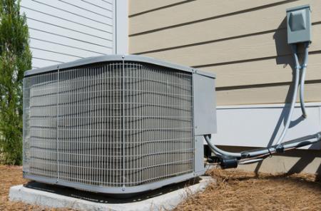 Exterior AC Fan