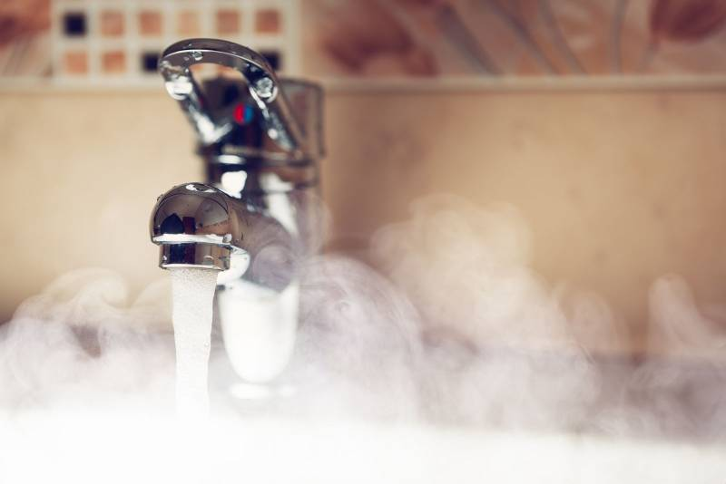 HVAC and plumbing service