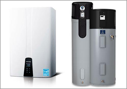 water heater repair chantilly